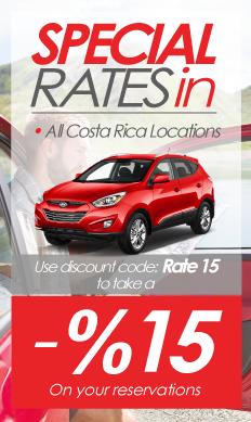 Economy Car Rental Costa Rica Locations